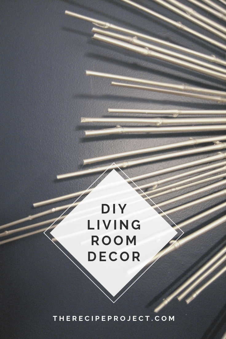 diy wall decor living room