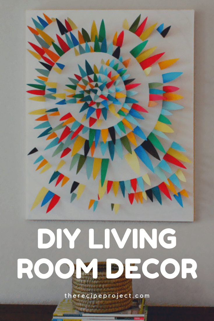 diy home decor ideas living room