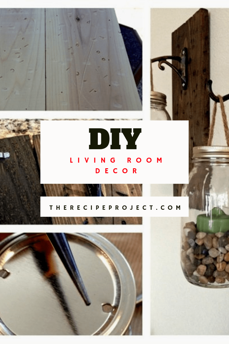 diy decor for living room