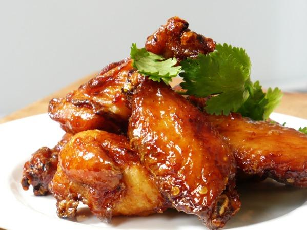 Korean.BBQ.Chicken