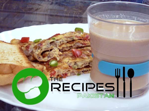 Chicken Omelet copy