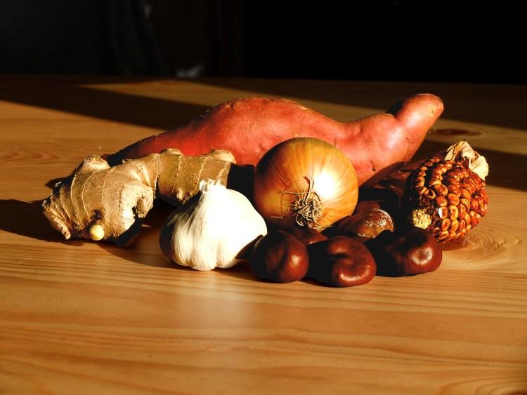 Suesskartoffel-Ingwer Suppe_Vorbereitung