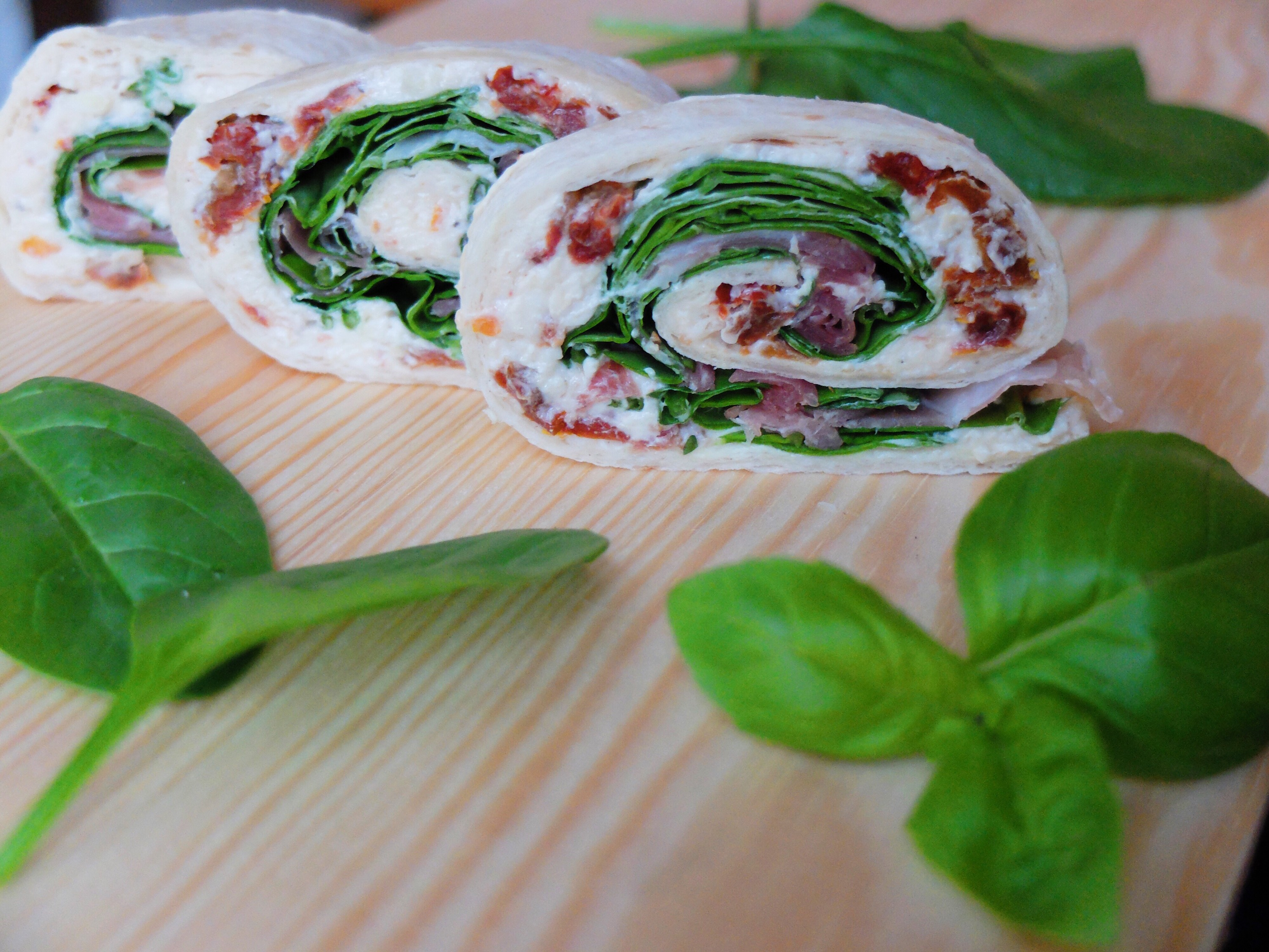 Italienische Wraps – The Recipettes