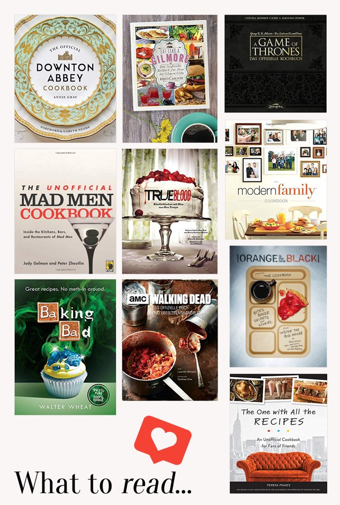 Collage-Reading List-TV-Shows