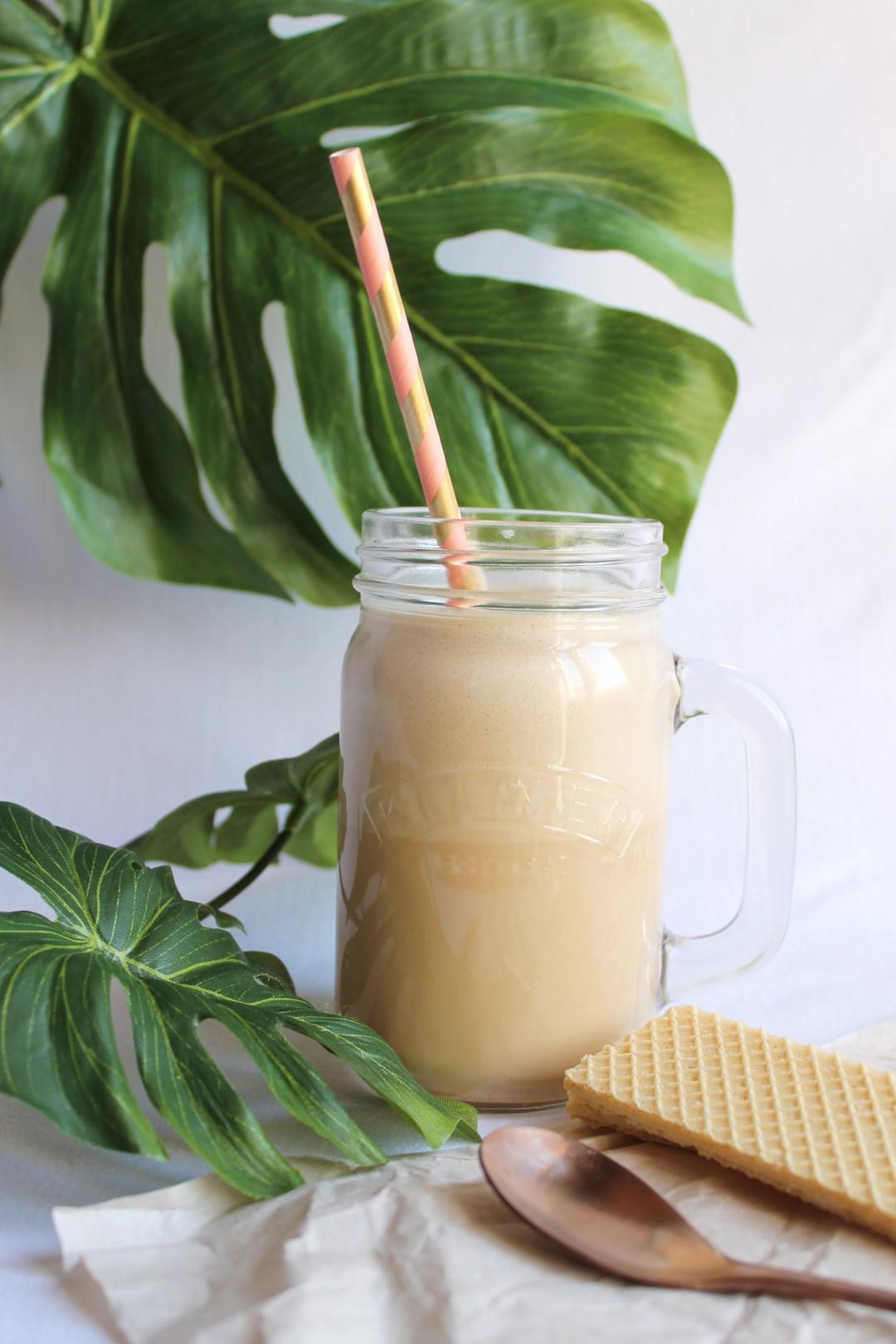 Creamy Iced Coffee_Hochformat