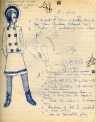 128 SB Sassoon Courreges doodle