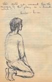 167 SB Young guy kneeling