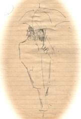 60 SB Umbrella sketch for Centre Point