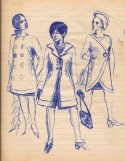 85 SB Courreges coats, shoes, bags