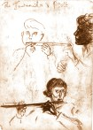 13 Flute - my Brother/recklessfruit1/janeadamsart