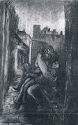 69 Alley Kiss/recklessfruit/janeadamsart