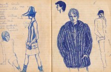 99 SB Man in fur coat/recklessfruit1/janeadamsart