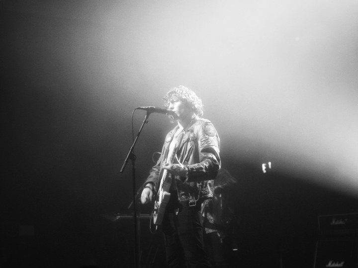 BARNS COURTNEY + THE HUNNA AT THE FONDA THEATRE // CONCERT REVIEW + GALLERY