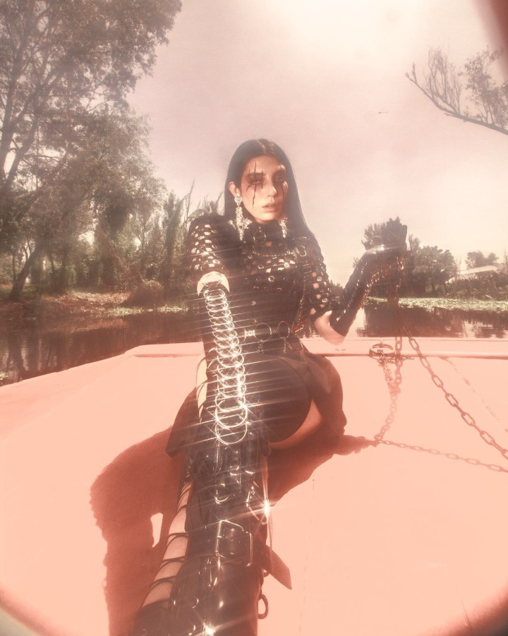 INTERVIEW WITH DEATHBYROMY… MUSIC'S' NEW GOTH POP PRINCESS