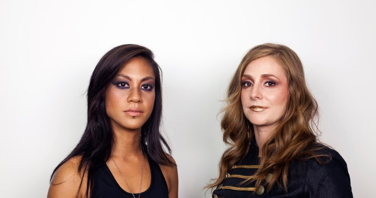 INTERVIEW WITH DIY ELECTRONIC DANCE DUO DANCE LOUD