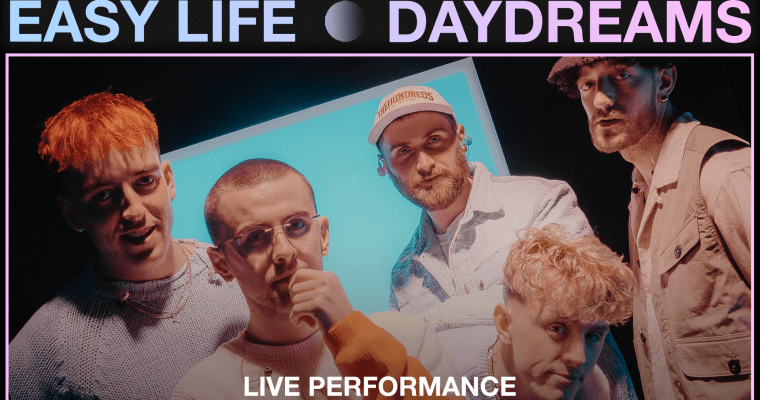 WATCH NOW: VEVO X EASY LIFE LIVE PERFORMANCE VIDEOS