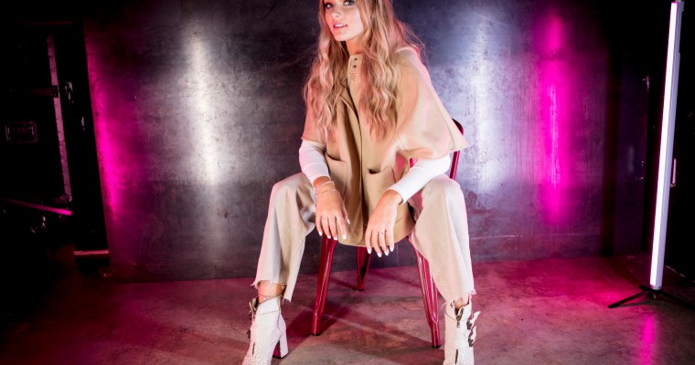 INTERVIEW… WITH COUNTRY POP ARTIST QUEEVA