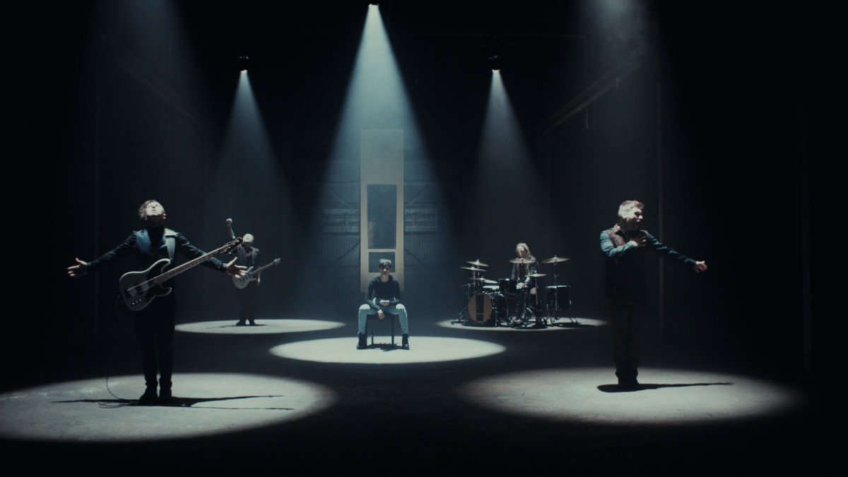 SHINEDOWN ANNOUNCE NEW MUSIC FILM 'ATTENTION ATTENTION'
