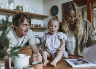 Hug In A Cup: Words From The Little Family Who Make Magical Chai