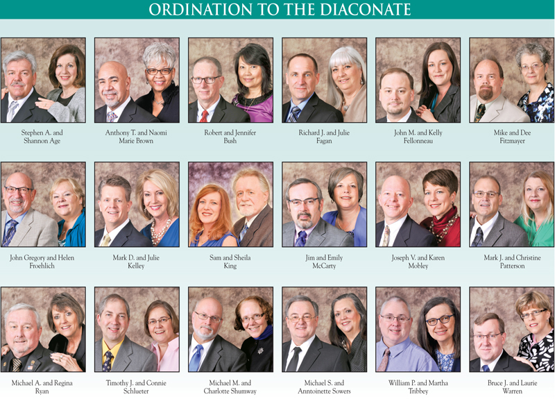 18 men to be ordained deacons | The Record