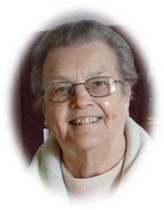 Ursuline Sister Louise Marie Willenbrink
