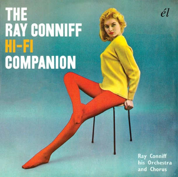 ray conniiff hi-fi companion