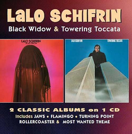 lalo schifrin black widow