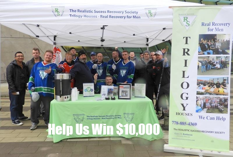 Help us win $10,000 – Giving Challenge June 2018