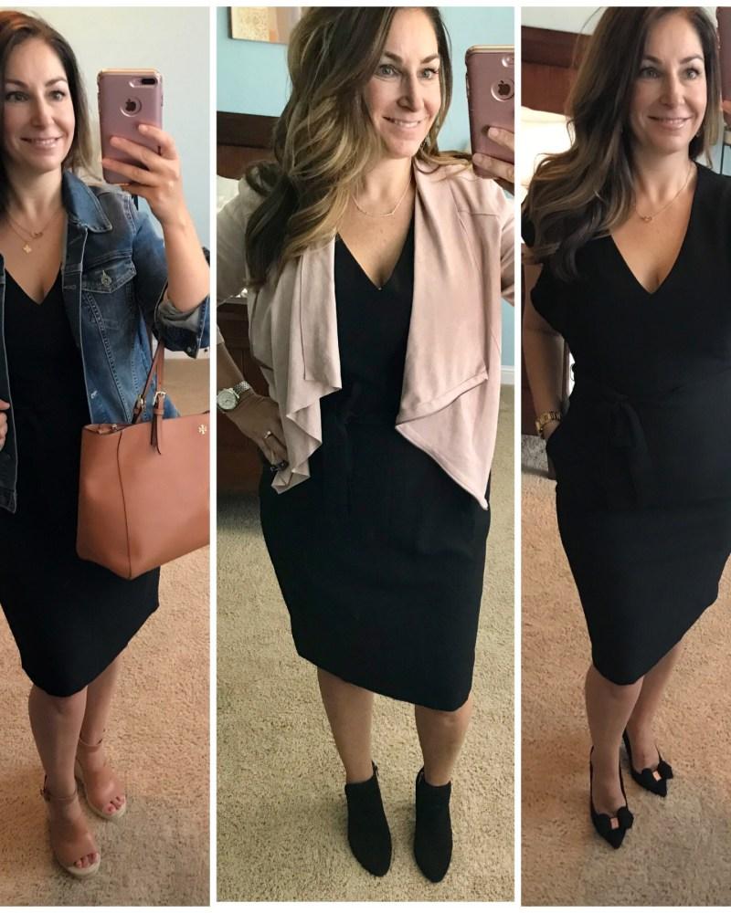 3 Ways- Eliza J Dress