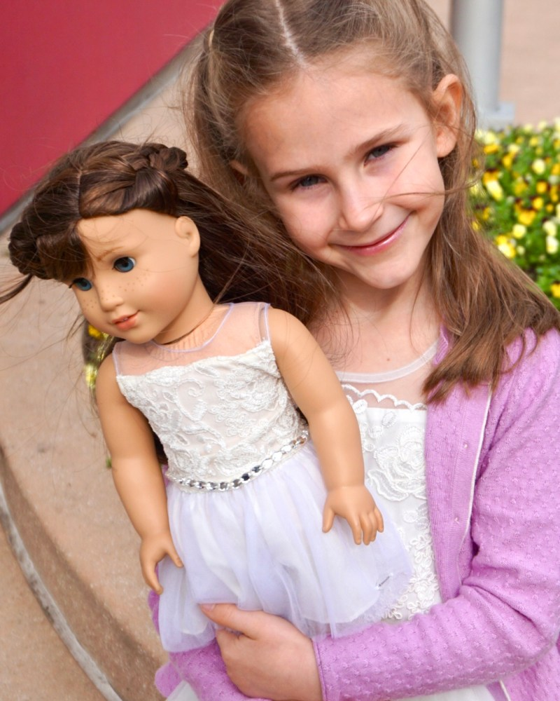 In the Thick of American Girl Dolls