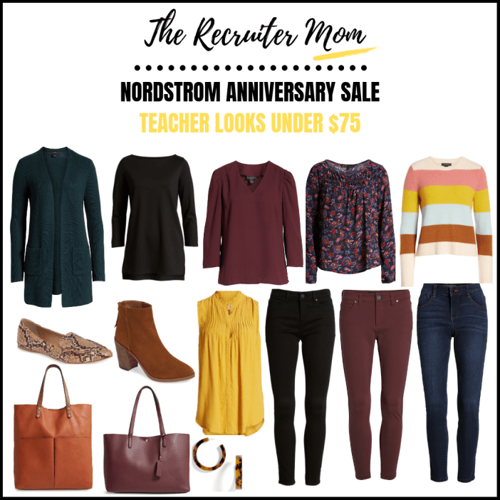 Nordstrom Anniversary Sale 2019 Teacher Looks for under $75 #nsale #nordstrom #ShopStyle #MyShopStyle