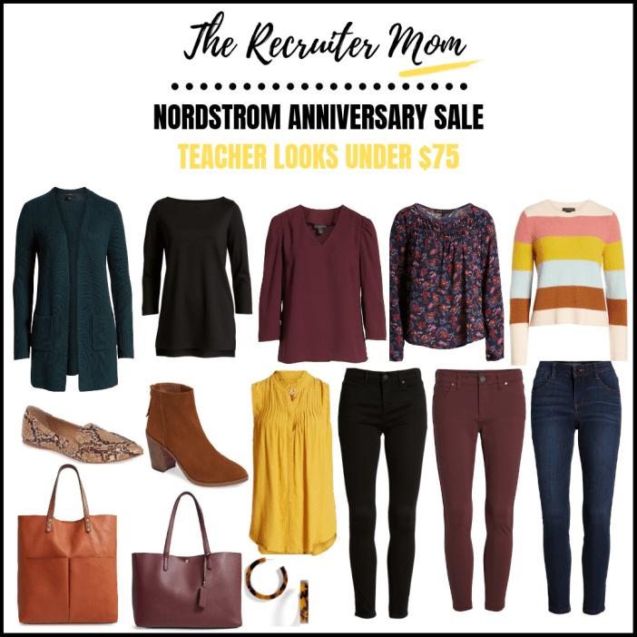 Nordstrom Anniversary Sale 2019 Teacher Looks for under $75 #nsale #nordstrom #ShopStyle #MyShopStyle