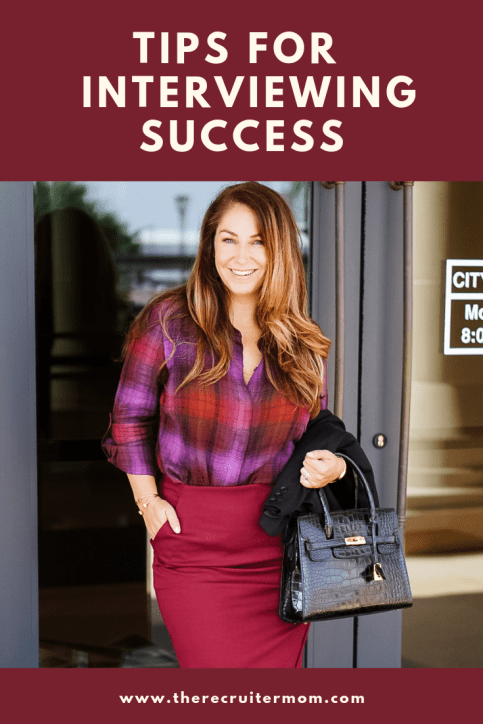 Tips for successful interviews // Fall 2019 // Liverpool Los Angeles // Business Professional Look