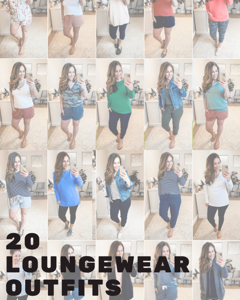 20 Loungewear Outfits: Stay At Home Style