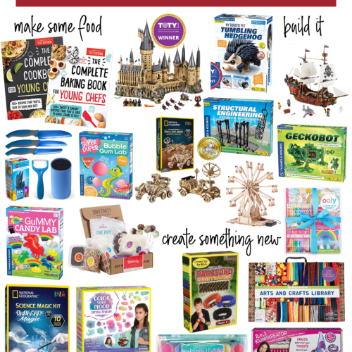 Kids Gifts 8-13: Gifts to Make & Do