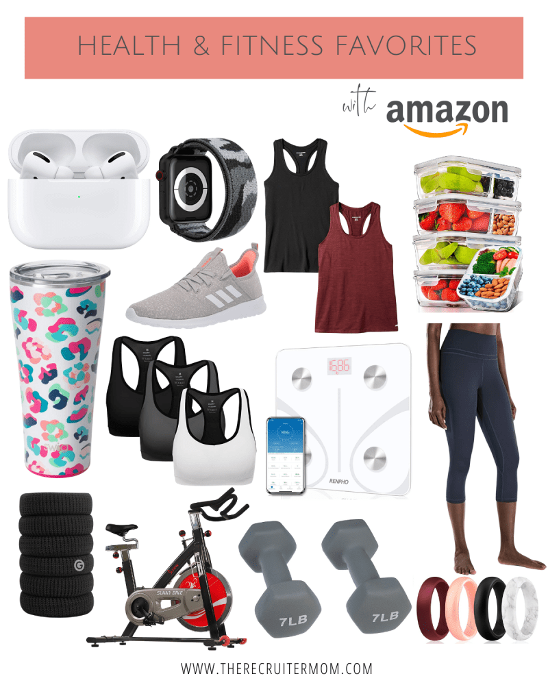 Health & Fitness Favorites from Amazon