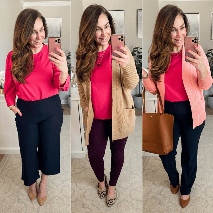 Amazon workwear capsule: Spring 2021 #workwear #amazonfashion #founditonamazon #styleinspo #styleblogger #styleover40 #teacherstyle #workwear #9to5inspo #weartowork #professionalstyle #styleforwork #teacherfashion #teacheroutfit #spring2021