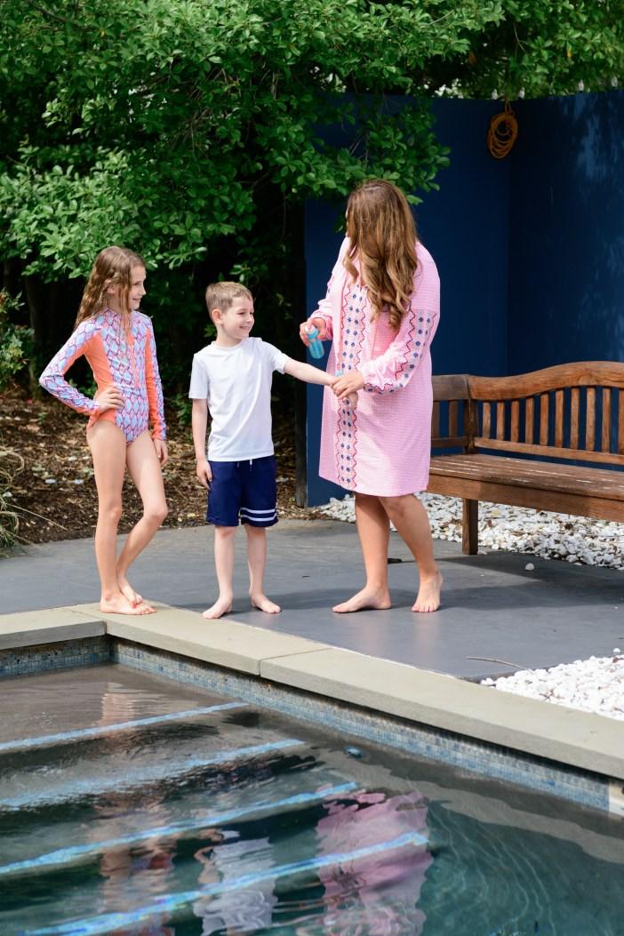 Cabana Life Family Matching Collection #summerdress #swimsuits #kidsswimsuits #beachvacation #beachoutfits #familyphotos