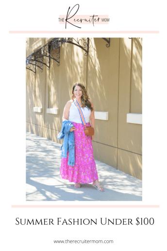 #socialthreads #socialthreadsfashion #summerfashion #maxiskirt #jeanjacket #fashion #outfitroundup #travellook #beachlook #vacationlook