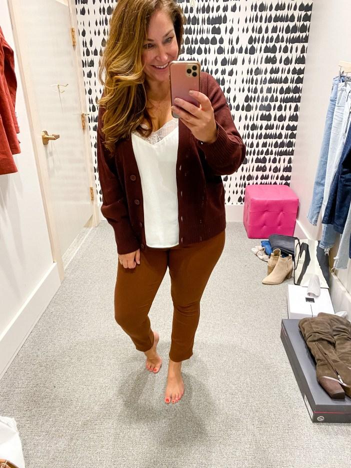 #evereve #everevefalllook #fallfashion #winterfashion #sweater #jeans #affordablefashion #affordablefallfashion #fall #winter #tryon