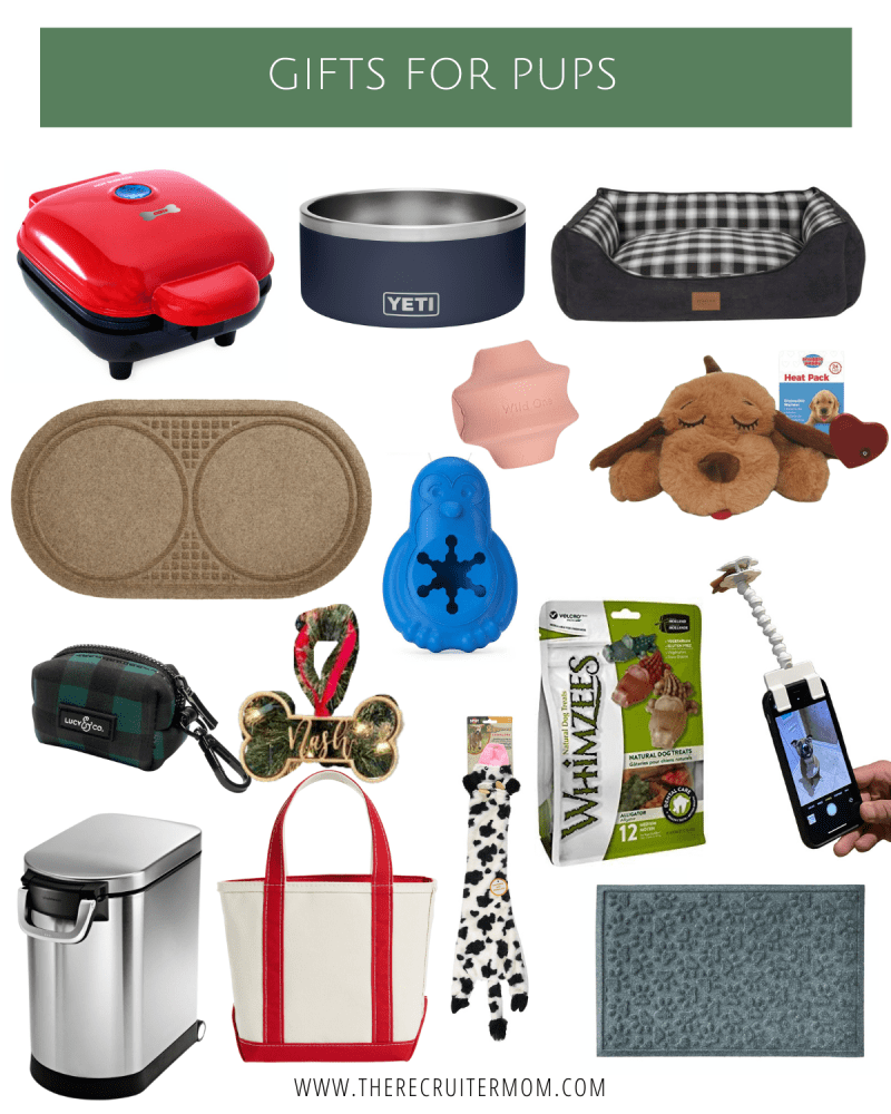 Gift Guide // For the Pups