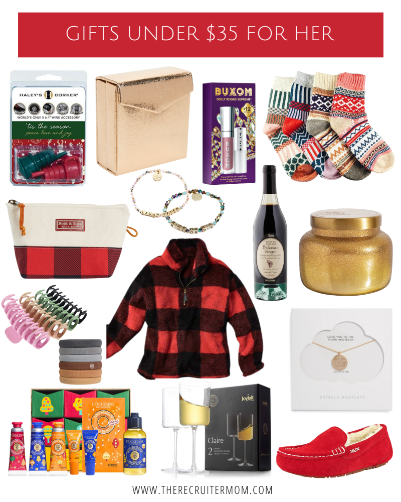 Gifts Under $35 | For Her