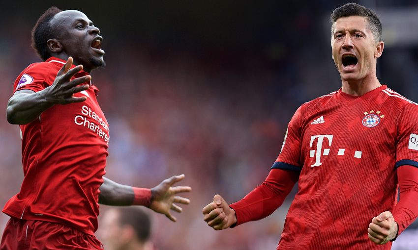 The Red Debate go head to head pre-Bayern