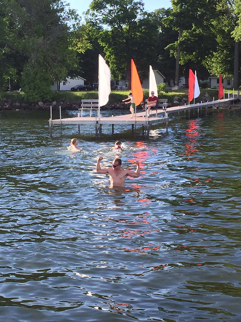 Minnesota Activities Mille Lacs Fishing Vacations Red Door Resort