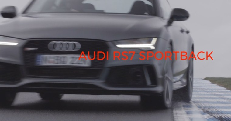 Audi RS7 Review Video