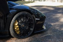Lamborghini Aventador S - wheels and brakes
