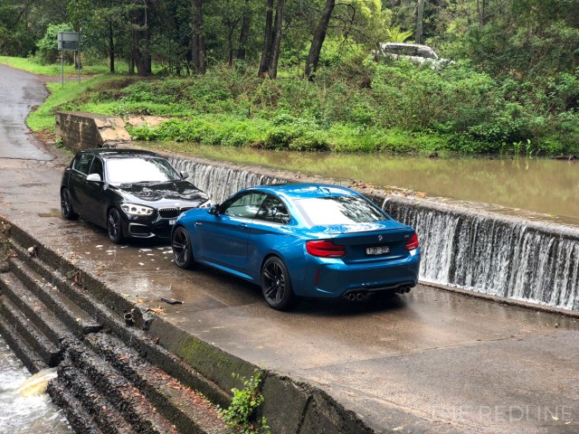 BMW M140i vs M2