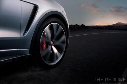 Jaguar F-Pace SVR wheels
