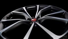 Jaguar F-Pace SVR wheel