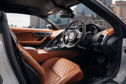 F-Type-SVR interior